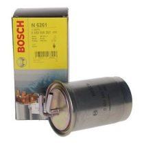BOSCH 0450906261 Gázolajszűrő, üzemanyagszűrő FORD, MAZDA