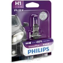 PHILIPS 12258 VPB1 Izzó H1 12V 55W Vision Plus