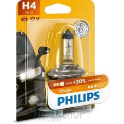 PHILIPS 12342 PRB1 Izzó H4 12V 60/55W Premium