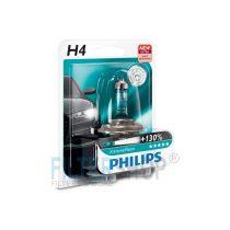 PHILIPS 12342 XVPB1 Izzó H4 12V 60/55W X-treme Vision Plus +130% fényerő