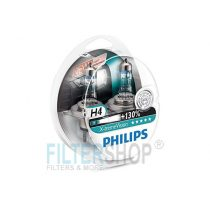 PHILIPS 12342 XVPS2 Izzókészlet H4 12V 60/55W X-treme Vision Plus