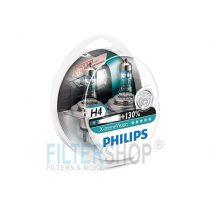 PHILIPS 12342 XVPS2 Izzókészlet H4 12V 60/55W X-treme Vision Plus +130% fényerő