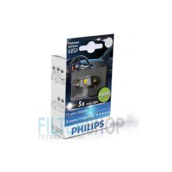 PHILIPS 12945 1LED LED izzó 12V 1W 11/41mm