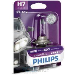 PHILIPS 12972 VPB1 Izzó H7 12V 55W Vision Plus