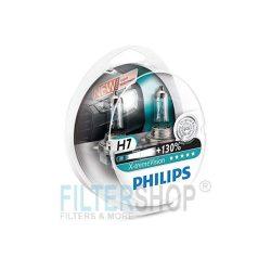 PHILIPS 12972 XVPS2 Izzókészlet H7 12V 55W X-treme Vision Plus +130% fényerő