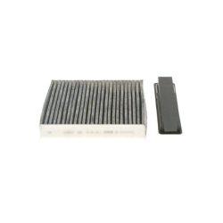 BOSCH 1987435501 Aktívszenes pollenszűrő Dacia Sandero, Nissan Micra, Note, Renault Clio III, Modus, Twingo