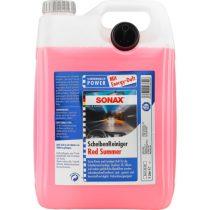 SONAX készkevert szélvédőmosó RED Summer 5 Liter