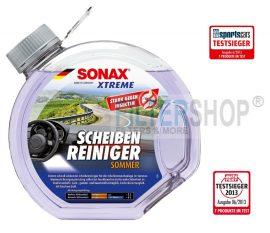 SONAX Xtreme Nyári Szélvédőmosó folyadék 1:1 3 L