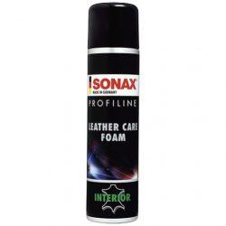 SONAX bőrápoló hab 400 ml