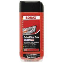 SONAX Polír és Wax (piros) 500 ML
