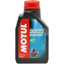 Motul 3000 4T 20w50 1 L motorkerékpár olaj