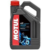 Motul 3000 4T 20w50 4 L motorkerékpár olaj