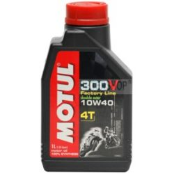 MOTUL 300V 4T 10w40 1 L motorkerékpár olaj