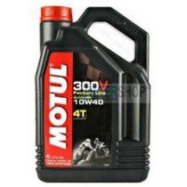 MOTUL 300V 4T 10w40 4 L motorkerékpár olaj