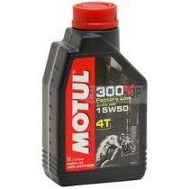 MOTUL 300V 4T 15w50 1 L motorkerékpár olaj