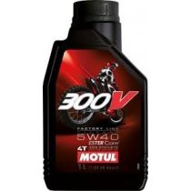 Motul 300V 4T Factory Line 5w40 motorolaj 1 Liter