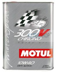 Motul 300V Chrono 10w40 motorolaj 2 Liter