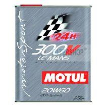 Motul 300V Le Mans 20w60 motorolaj 2 Liter