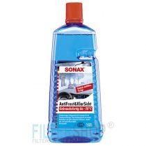 SONAX Jégoldó szélvédőmosó 2 literes -20 C