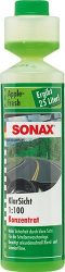 SONAX nyári szélvédőmosó koncentrátum 1:100 alma