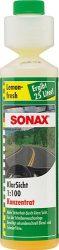 SONAX nyári szélvédőmosó koncentrátum 1:100 citrom
