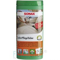 SONAX Bőrápoló kendő 25 db