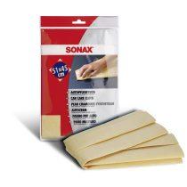 SONAX autóápoló kendő