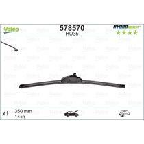 VALEO 578570 HYDROCONNECT ablaktörlő lapát 35 cm, U csatlakozós