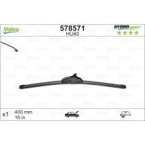 VALEO 578571 HYDROCONNECT Ablaktörlő lapát 40 cm, U csatlakozós
