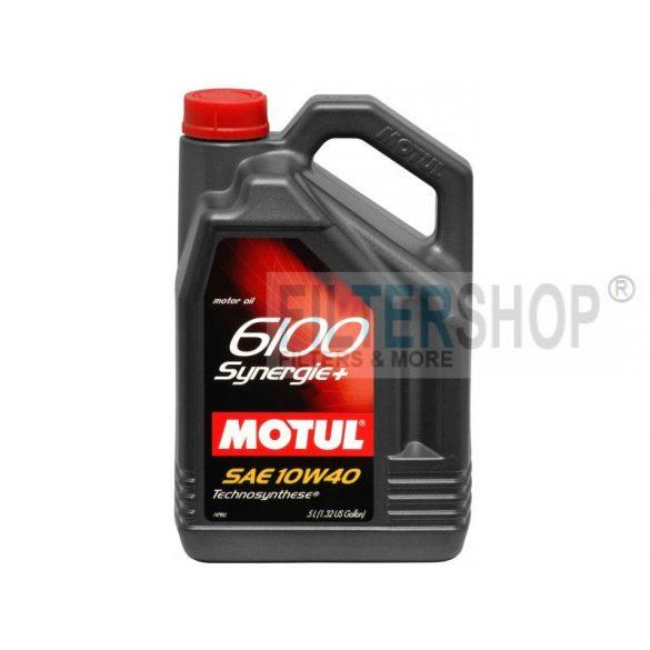 MOTUL 6100 Synergie+ 10w40 5 L motorolaj