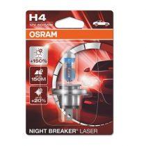 OSRAM 64193NL-01B NIGHT BREAKER® LASER Halogén izzó H4