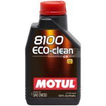 MOTUL 8100 Eco-clean 0W30 1 L motorolaj
