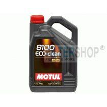 MOTUL 8100 Eco-clean 0W30 5 L motorolaj