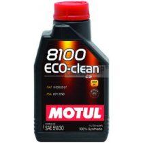MOTUL 8100 Eco-clean 5W30 1 L motorolaj