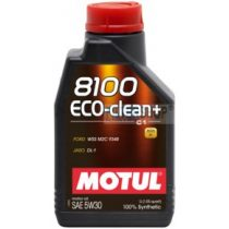 MOTUL 8100 Eco-clean+ 5W30 1 L motorolaj