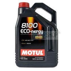 MOTUL 8100 Eco-nergy 5W30 5 L motorolaj