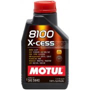MOTUL 8100 X-cess 5W40 1 L motorolaj
