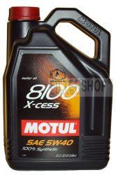 MOTUL 8100 X-cess 5W40 4 L motorolaj