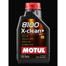 MOTUL 8100 X-clean+  5W30 5 L motorolaj