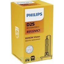 PHILIPS 85122 VIC1 Izzó Xenon D2S 12V 35W