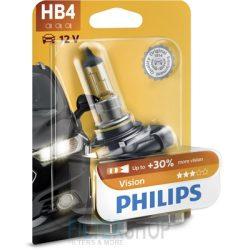 PHILIPS 9006 PRB1 Izzó HB4 12V 51W Premium