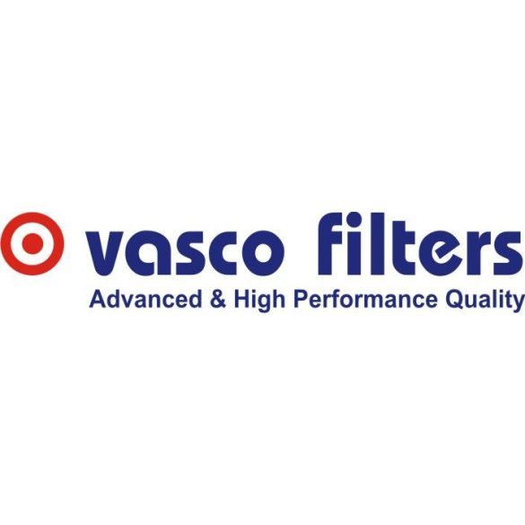 VASCO A161 Levegőszűrő CITROEN C5, C6, PEUGEOT 407