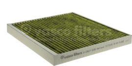 VASCO B185 B-IONIC® Antiallergén pollenszűrő CITROEN JUMPER, FIAT DUCATO, PEUGEOT BOXER