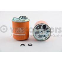 VASCO C024 Gázolajszűrő, üzemanyagszűrő MERCEDES B, C, CLS, E, GL, GLK, M, R, S, SPRINTER, VIANO, VITO