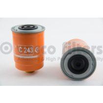 VASCO C243 Gázolajszűrő, üzemanyagszűrő FORD MONDEO, TRANSIT, TOURNEO