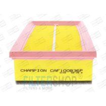 CHAMPION CAF100836P Levegőszűrő CITROEN C5, JUMPY, FIAT SCUDO, PEUGEOT 407, EXPERT, MINI (BMW)