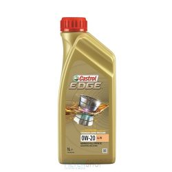 CASTROL EDGE 0W20 LL IV 1 Liter motorolaj