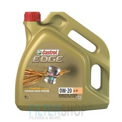 CASTROL EDGE 0W20 LL IV 4 Liter motorolaj