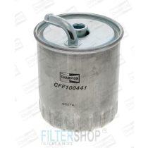 CHAMPION CFF100441 Gázolajszűrő, üzemanyagszűrő MERCEDES C, CLK, G, M