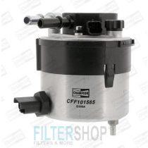 CHAMPION CFF101565 Gázolajszűrő, üzemanyagszűrő Ford 1.6 TDCi, Mazda, Volvo